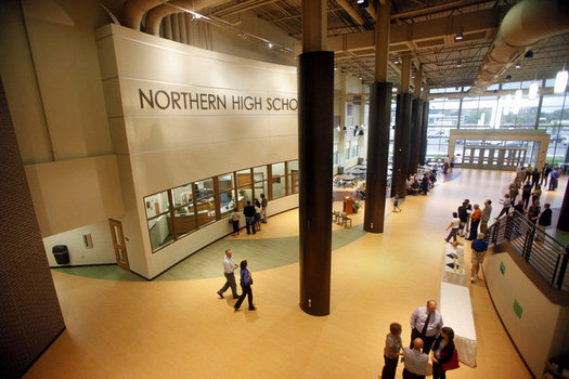 State Labels Northern a Focus School