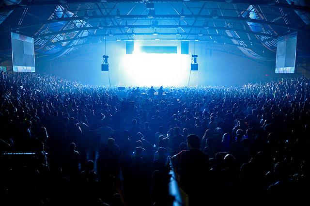Top 10 Ways to Survive a General Admission Concert