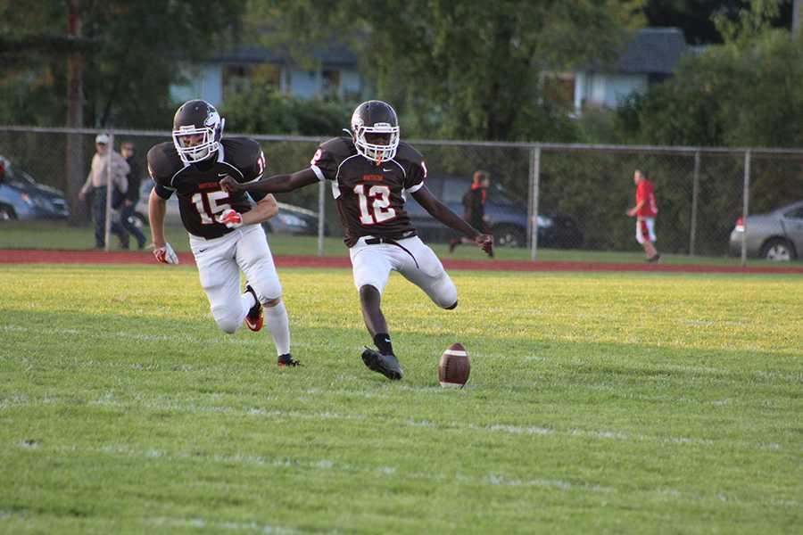12+kicking