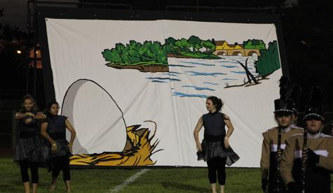 Anything but flat: Inside Portage Northern's 2014 Marching Band Season