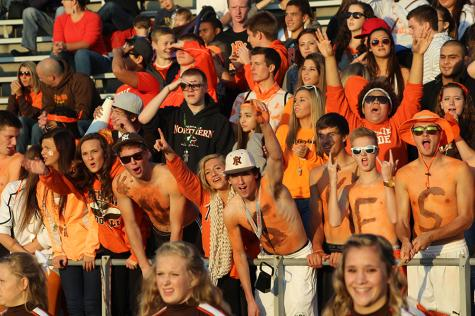 Northern Super Fans bring the noise against Niles