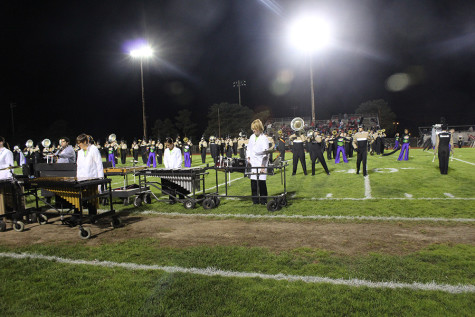 "#Thisshowissick: Behind Portage Northern Marching Band's show ""Patient Zero"""