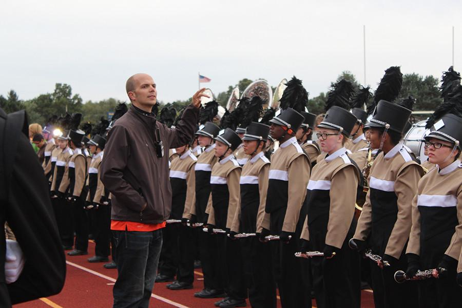 Mr. Bartz leads the talented band.