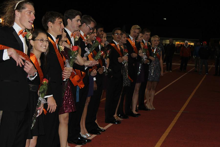 The senior court await the results.