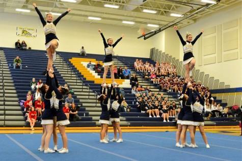 PC Cheerleaders