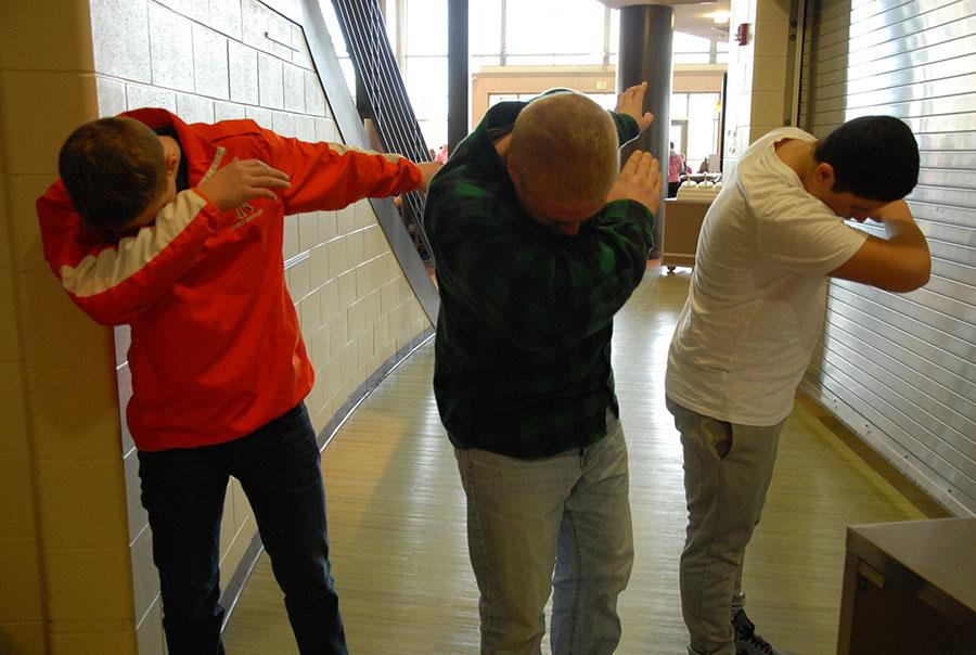 Dabbing takes Portage Northern by storm. These are the steps to know.
