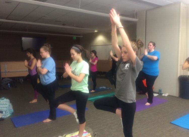 Yoga+club