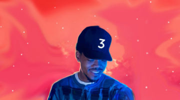 Chance The Rapper- Coloring Book Review