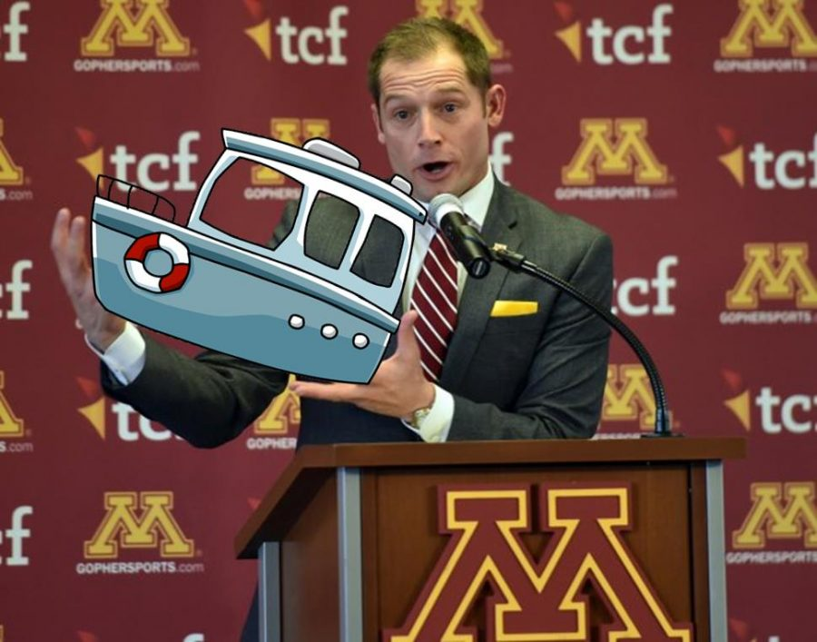 It+remains+TBD+whether+or+not+Fleck+will+bring+his+%22Row+the+Boat%22+mantra+to+Minnesota.
