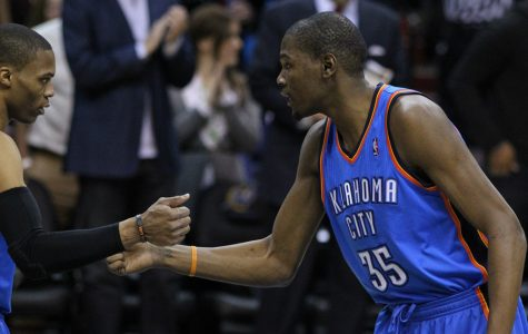 STARTING FIVE: Thunder-Warriors: KD's revenge