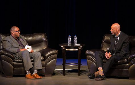 Reading Together: Kareem Abdul-Jabbar visits Kalamazoo