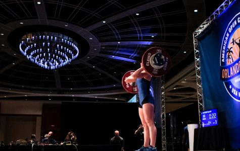 Heavy Lifting: Hannah Hopkins' ascendance as one of PN's best power lifters