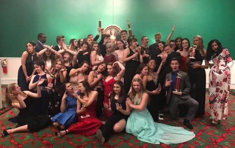 Forensics scores big at Mackinac Tournament