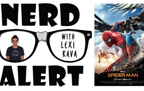 NERD ALERT with Lexi Kava: Spiderman Homecoming review