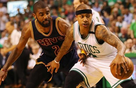 NBA: Kyrie Irving to Boston, Isaiah Thomas to Cleveland