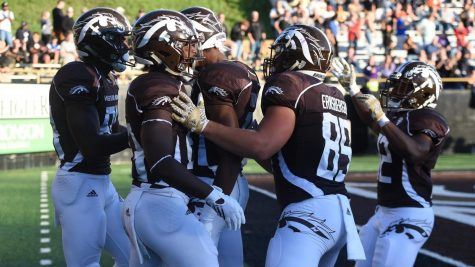 WMU Bronco football gallops through difficult season