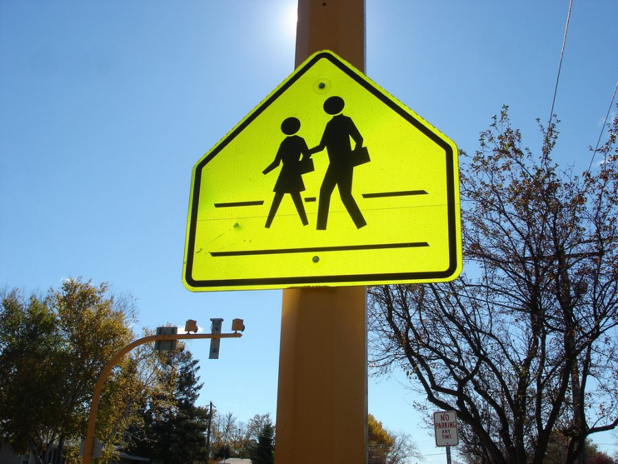 Dangerous driving affects school zones
