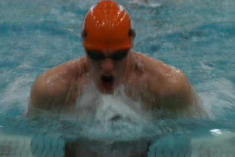 Swim and dive team focuses on quality over quantity