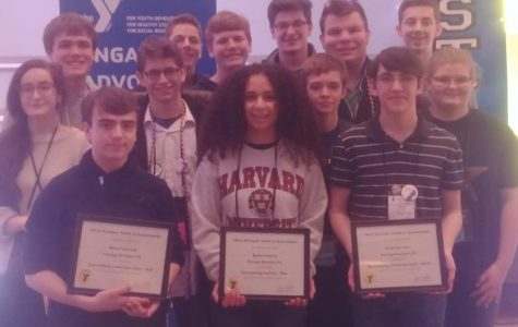 PNHS wins top awards at Youth in Government conference