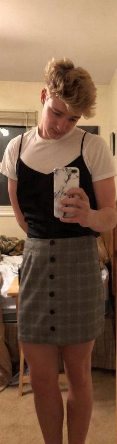 For Austin VanderWheele, clothes are genderless