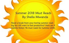 2018 Summer Must-Reads