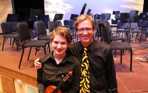 Kaylynn Dodge forgoes orchestra her senior year after the retirement of her mentor