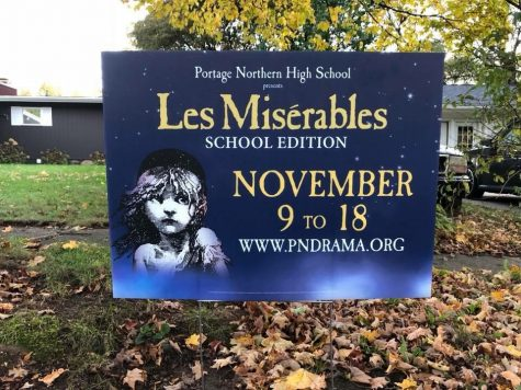 Fall musical cast gets ready to debut Les Miserables