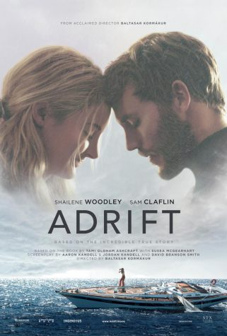 """Adrift"": a romantic thriller"
