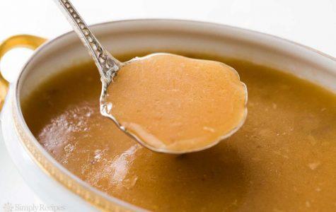 Gravy: a Thanksgiving essential