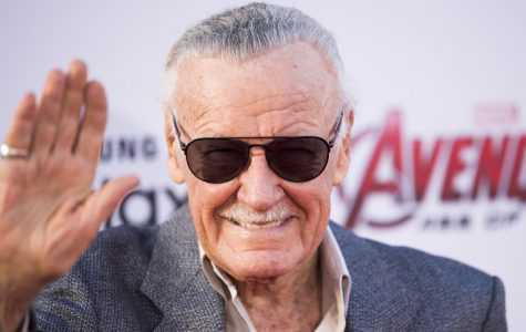 The passing of Marvel comic legend, Stan Lee