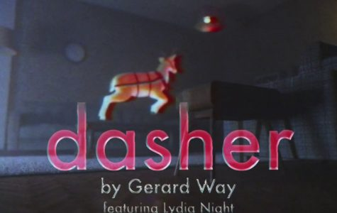 """Dasher [feat. Lydia Night]"" by Gerard Way – Review"