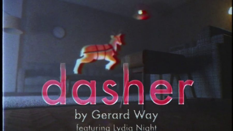 """Dasher [feat. Lydia Night]"" by Gerard Way - Review"
