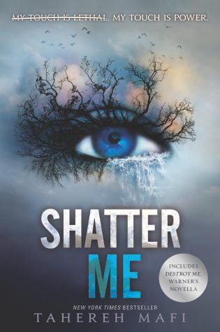 Book Review of Shatter Me By Tahereh Mafi
