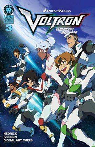 Review of Voltron Season 8