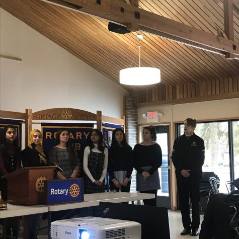 Interact Club pairs with Young Dems to give back to the community