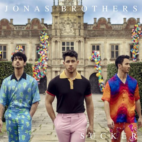 Jonas Brothers official comeback