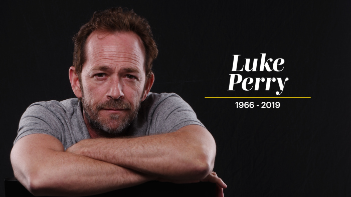 Riverdale star Luke Perry passes