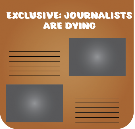 Journalism isn't dying but journalists are