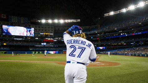 The anticipated debut of Vlad Guerrero Jr.