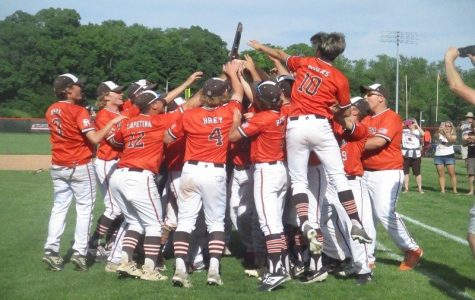 Portage Northern baseball wins districts, rolls on through the regional and on to the state final four