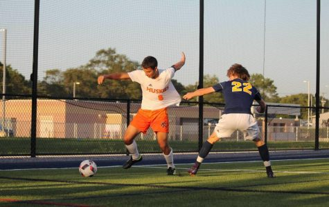 Men's soccer pushes into the post-seas following silver division conference victory