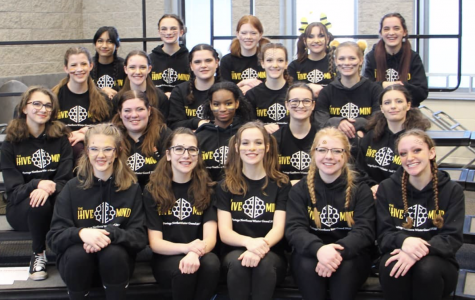 PN marching ensembles take their talents indoor