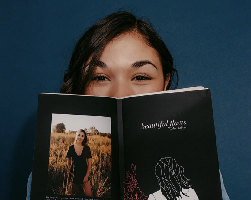 """beautiful flaws"" by Portage Northern alumni review"