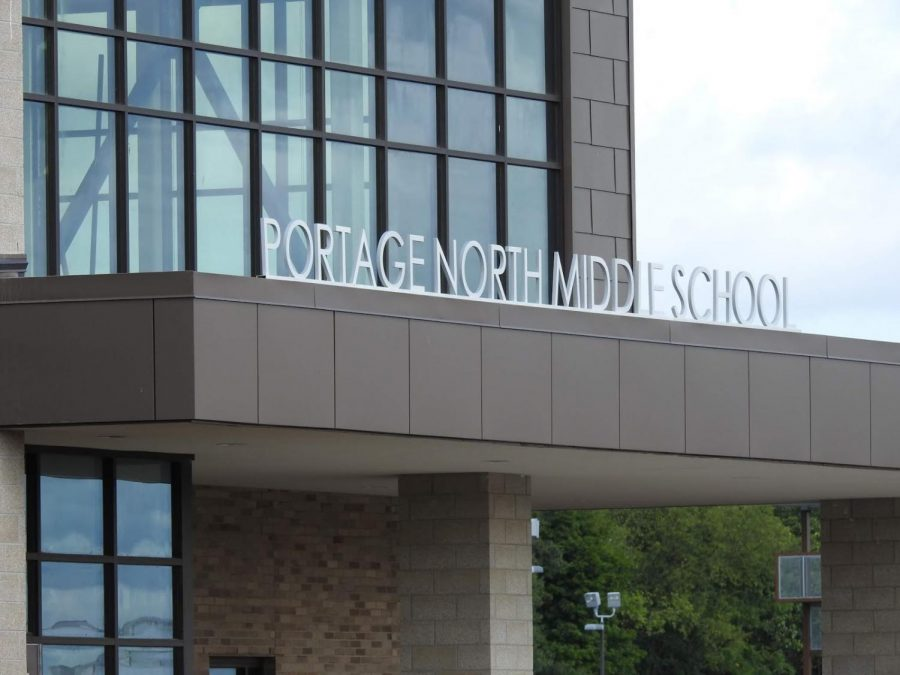 An air of tension surrounds Portage Public Schools after the assignment.