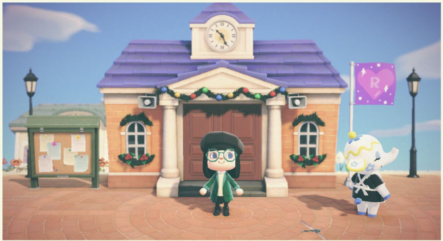 There are new, fun and festive updates for December for Nintendo's Animal Crossing.