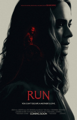 Run, a psychological thriller, was released in 2020.