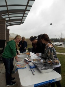 Lunches for Lives: Portage Northern Interact Club Raises Funds for Portage Families in Need