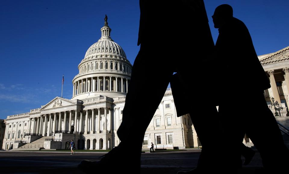 Our Government Broke: US Congressional Gridlock Continues