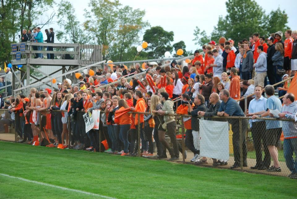 PN Super Fans at a recent soccer game.