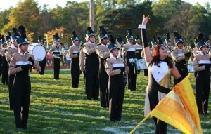 Marching Band reaches state finals